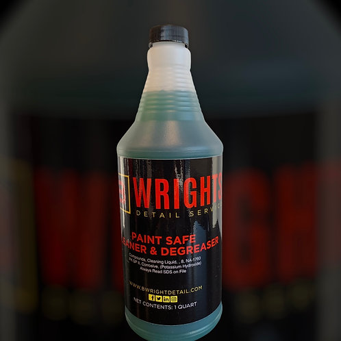 Bwrights Detail Proucts (Degreaser)