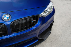 blue.bmw hood