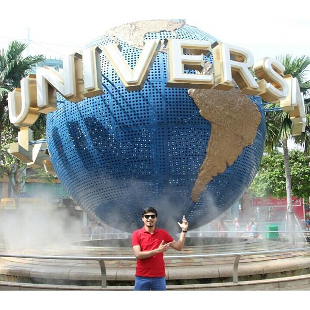 #Singapore #Universal #Studios #Hollywood