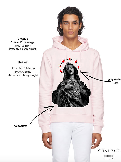 Mother Mary Hoodie