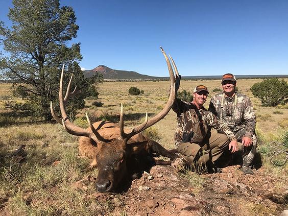 Arizona Elk Hunting- Zero Hunt Fees