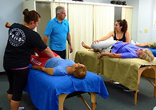 hands on training swedish american massage therapy