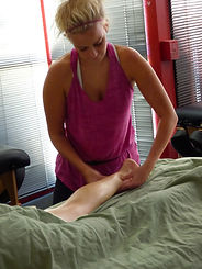Hands on training Massage Therapy