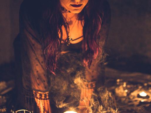 Ritual com vela para o Ano Novo