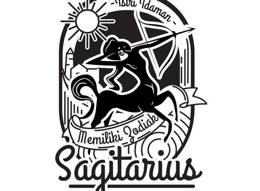 Lua Nova em Sagitário dia 26 de Novembro