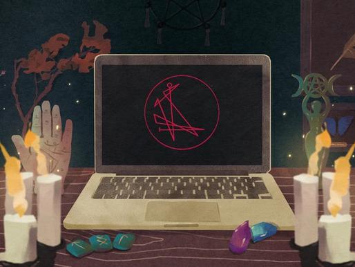 Ocultistas da Internet estão tentando mudar a realidade com um algoritmo mágico