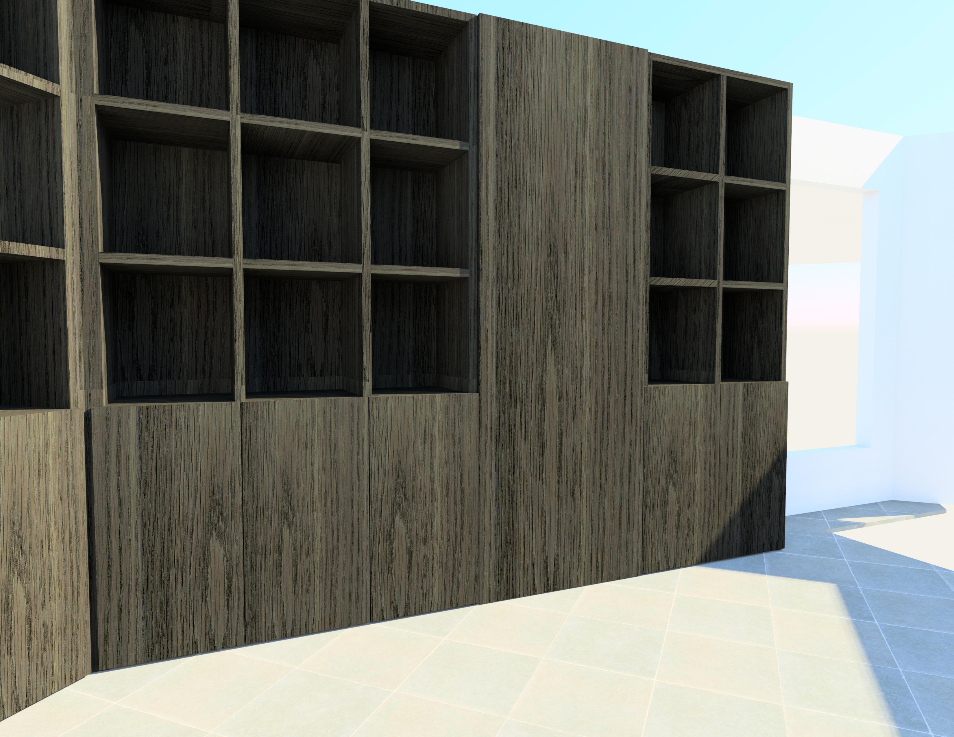 Wand 1