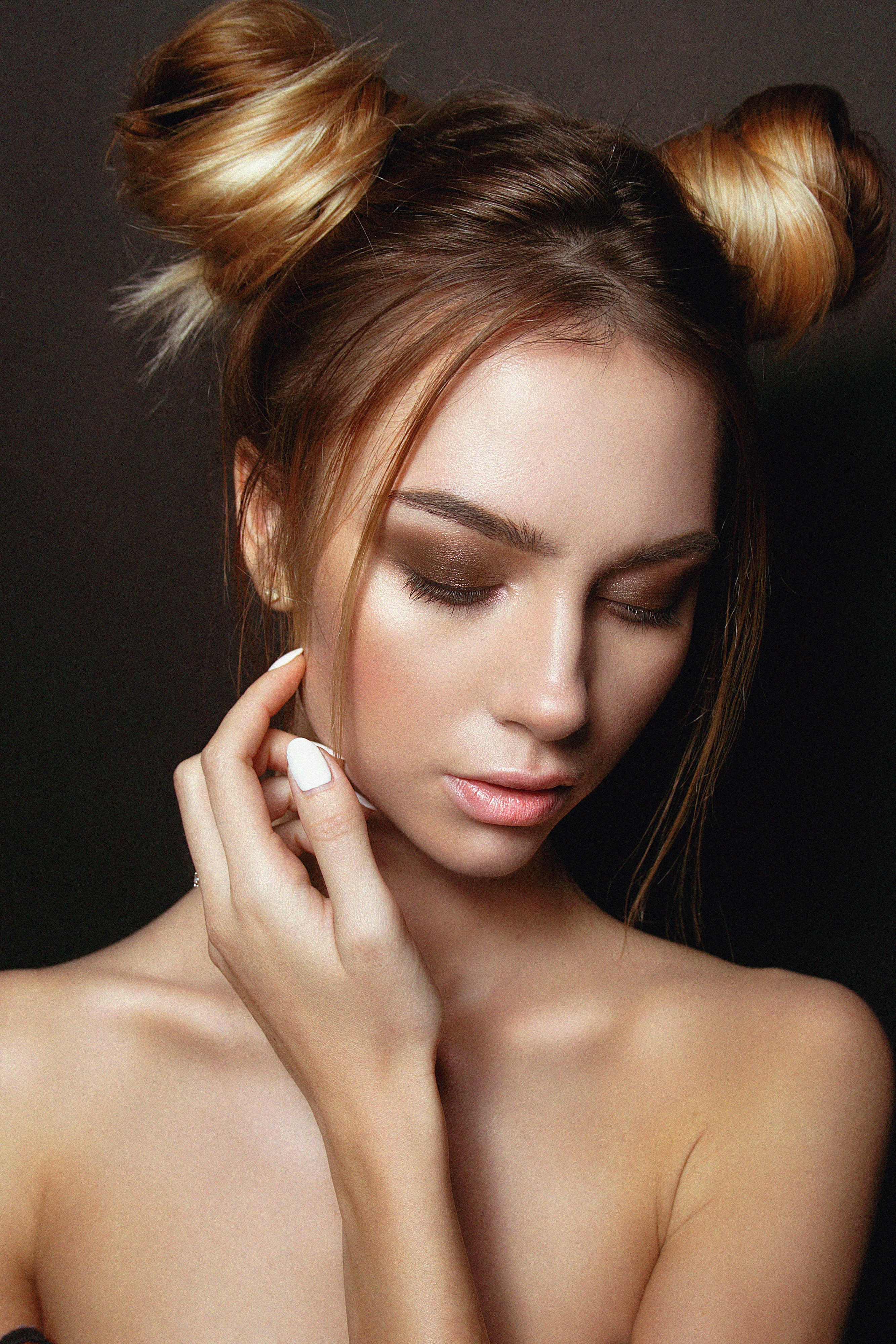 Модель: Екатерина