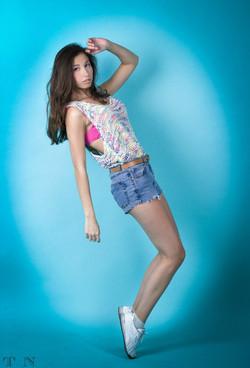 Модель: Алина