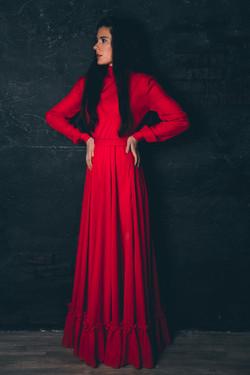 Модель: Анастасия