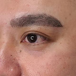 Male Combo Eyebrows