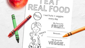 How Eating Real Food Makes Us Happier