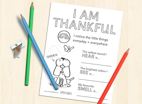 The Happy Benefits Of Being Thankful