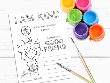 The Happy Habit Of Being Kind