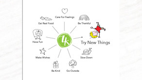 Build Happiness by Trying New Things
