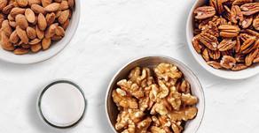 Making Nut + Seed Milks
