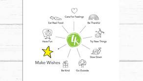 Making Wishes Is A Happy Habit