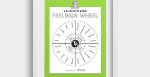 Feeling Cards Designed For Kids