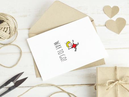 Create Inspiring Gift Cards For Kids
