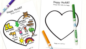 A Lesson Plan For Happy Hearts