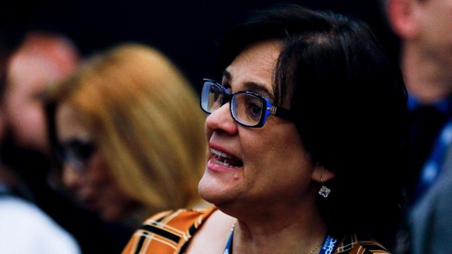 Damares Alves, ministra de direitos humanos do governo Bolsonaro