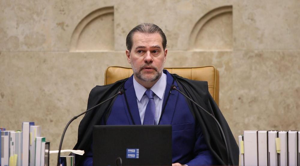José Dias Toffoli, atual presidente do Supremo Tribunal Federal