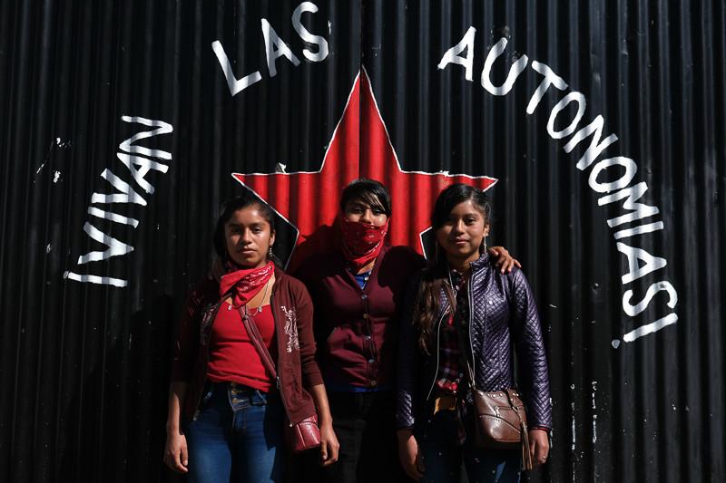El EZLN abraza y promueve el separatismo