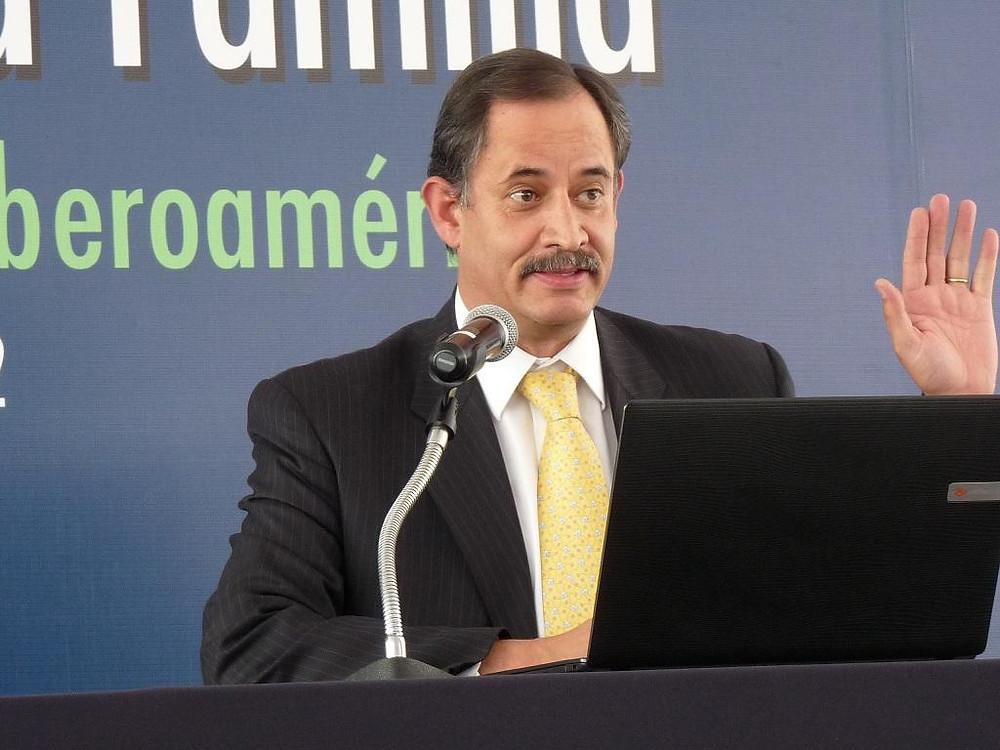 Jesús Magaña, director de Unidos por la Vida, Colombia
