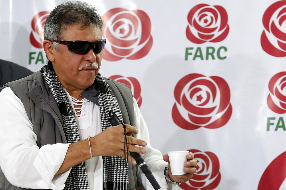 El narcotraficante de las Farc, Jesús Santrich