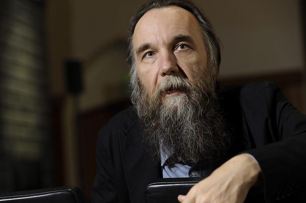 Aleksandr Dugin, ideólogo de Putin