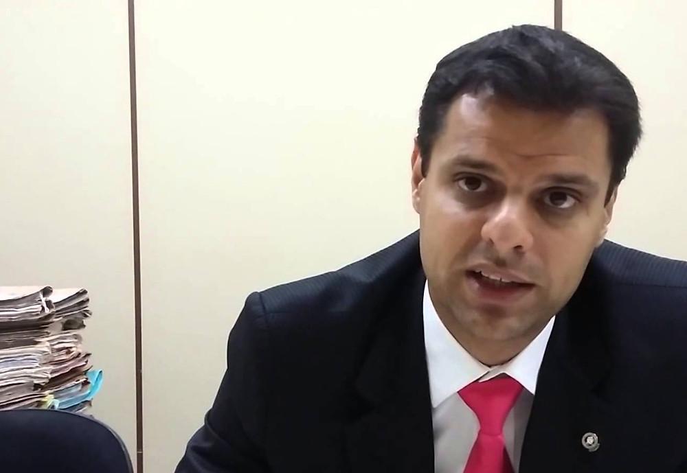El juez brasileño Lourenço Migliorini Fonseca Ribeiro