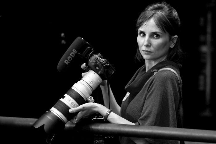 Petra Costa, diretora de 'Democracia em Vertigem'