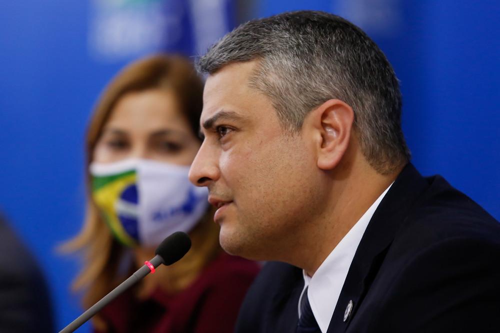Hélio Angotti Neto, novo secretário de Ciência, Tecnologia, Inovação e Suprimentos Estratégicos de Saúde