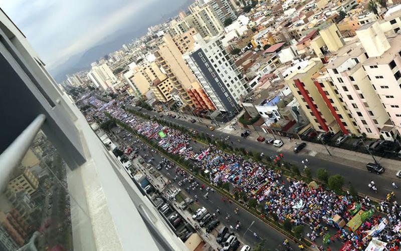 Marcha por la Vida en Perú, 2015