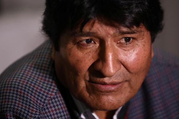 Fiscalía pide la detención preventiva de Evo Morales
