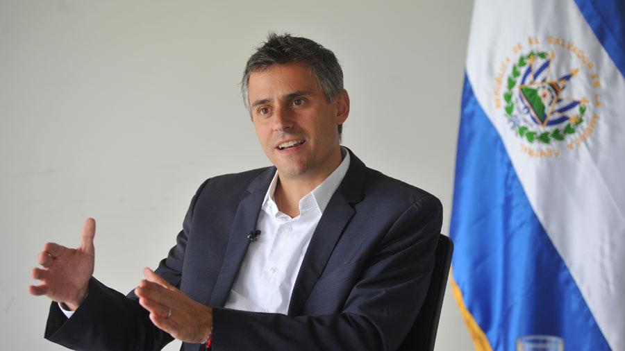 El empresario y candidato presidencial Carlos Calleja