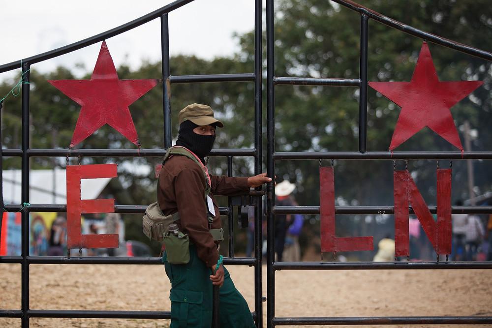 El EZLN en uno de sus 'territorios autónomos'