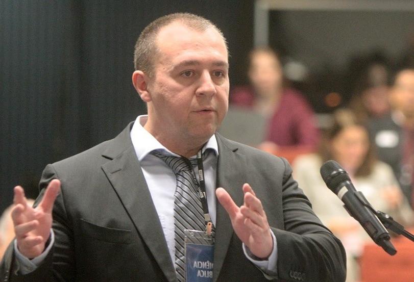 Raphael Câmara, secretario de Atención Primaria de Salud