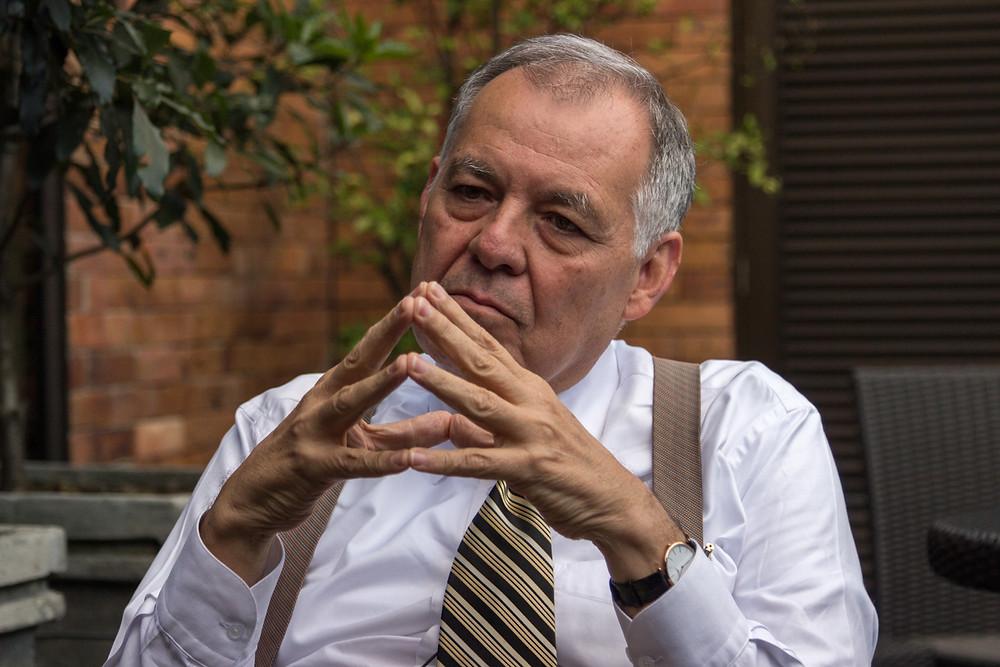 Alejandro Ordóñez, el nuevo embajador de Colombia en la OEA