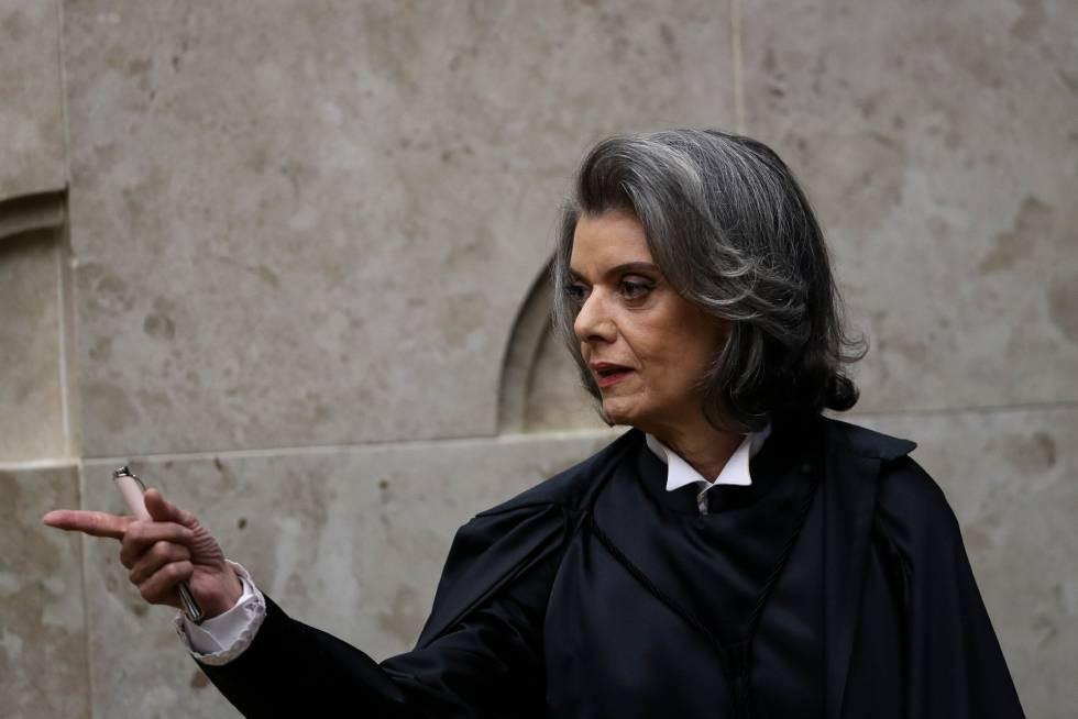 Carmen Lucia, ministra do STF