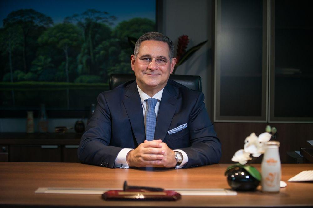 Marco Ameglio, candidato a la presidencia de Panamá