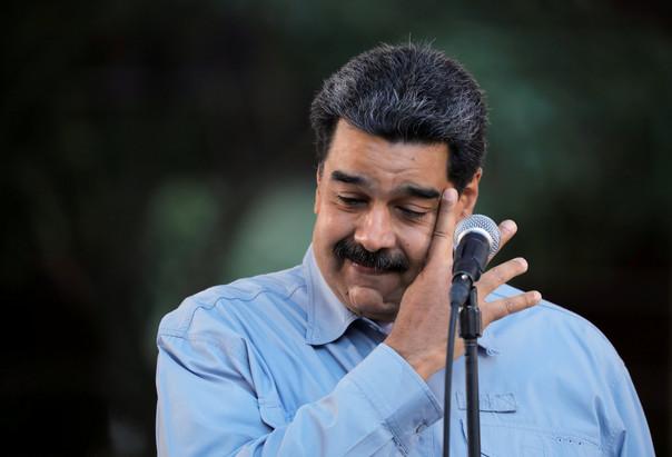 EUA pone en la mira a Maduro