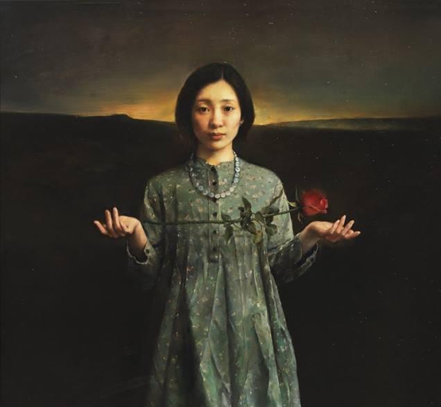 'Serie Eden - La Rosa de Dante', Kexin Di, 2004, colección particular