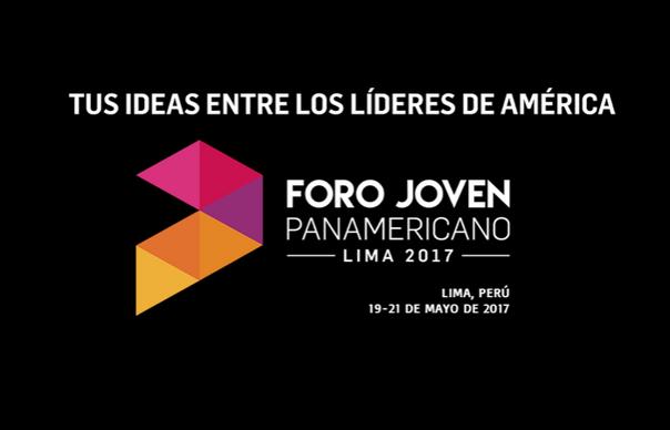 Inicia el Foro Joven Panamericano en Lima