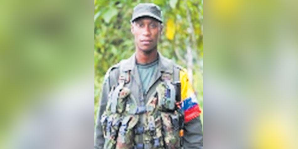 Walter Patricio Arisala Vernaza, alias 'William Quiñónez' o 'Guacho', supuesto disidente de las FARC