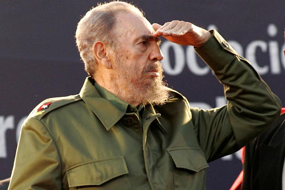 Fidel Castro percebeu que o tempo se esgotava