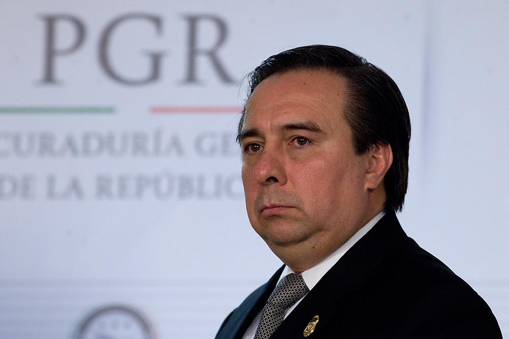 Tomás Zerón de Lucio, amigo y hombre de confianza de Peña Nieto