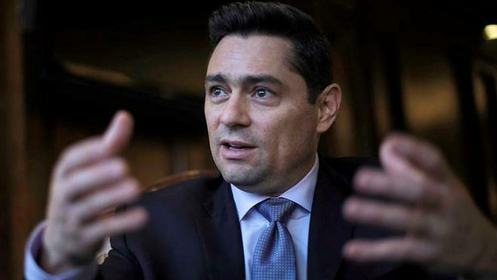 Carlos Vecchio, nuevo responsable diplomático de Venezuela en Estados Unidos