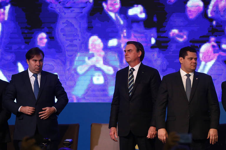 Rodrigo Maia, presidente da Cámara de Diputados