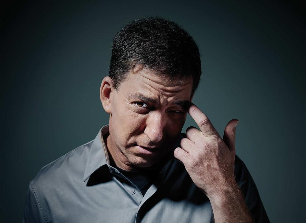 Glenn Greenwald, cofundador de The Intercept